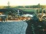 Jardins d'eau à la campagne